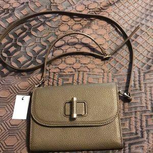 Ann Taylor crossbody handbag